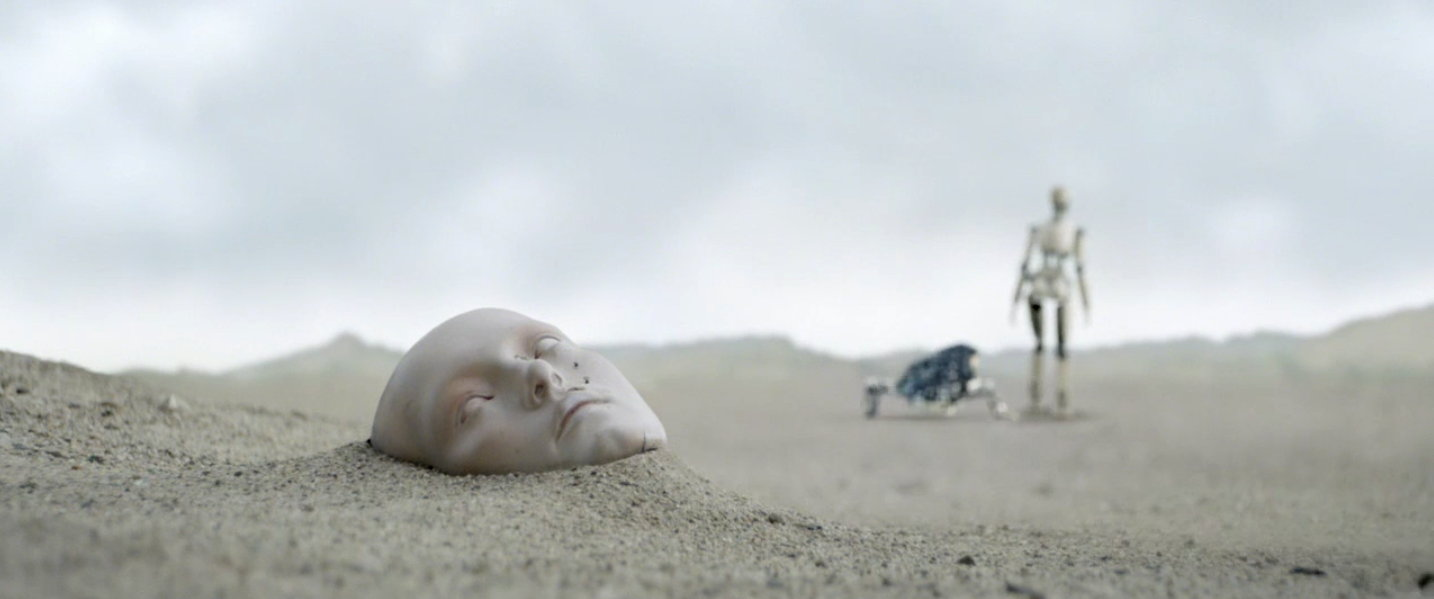 """Automata film review """"When the dialogue stops""""."""
