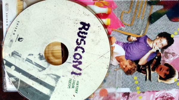Höstalbum Från Trion Rusconi – 'History Sugar Dream'
