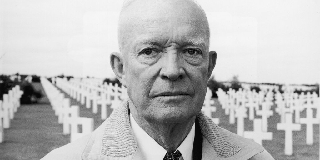 Dwight D. Eisenhower quotes and documentary
