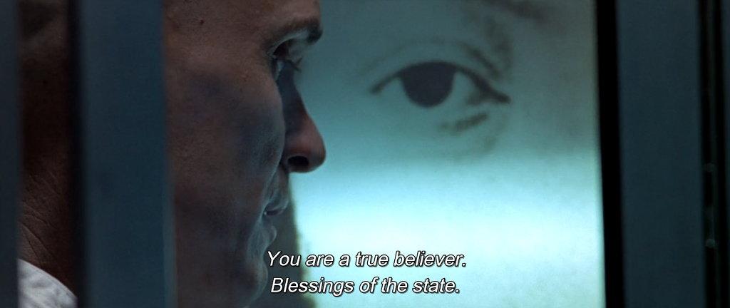 THX 1138 - dystopian sci-fi.