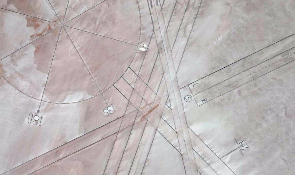 UFO over Edwards Air Force Base (audio recording, transcript).