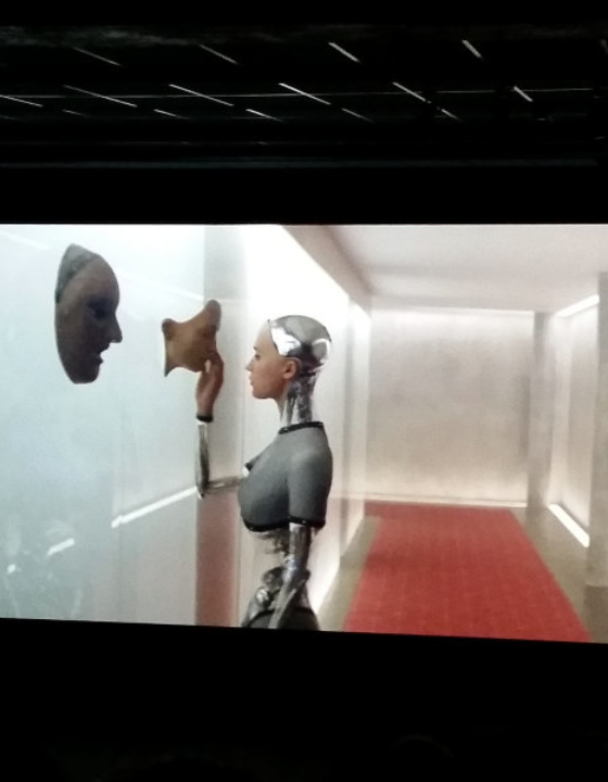 Ex Machina and the threat of artificial intelligence