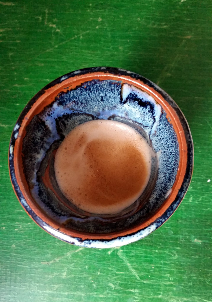 Lovely cup and tasty cup of coffee. Photo: Sanjin Đumišić.