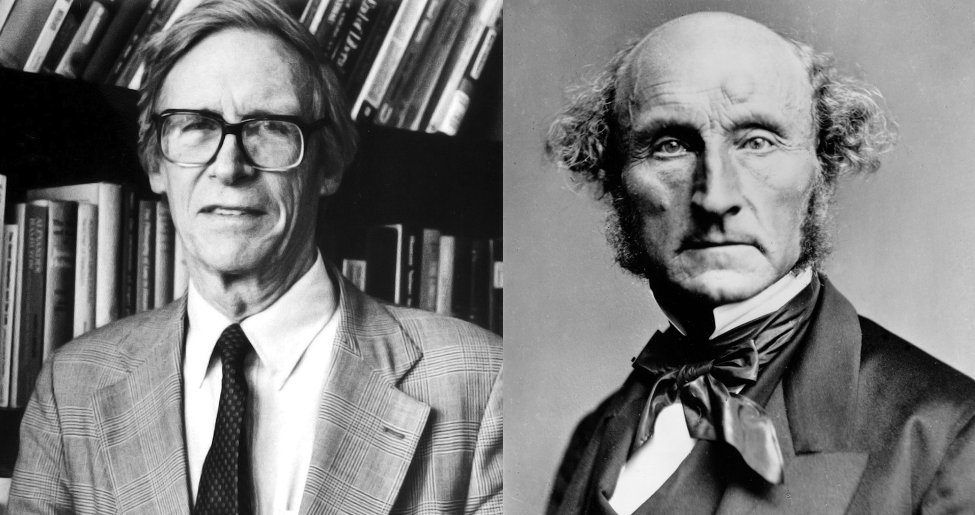 Comparison on the Principle of Freedom – John Rawls & John Stuart Mill