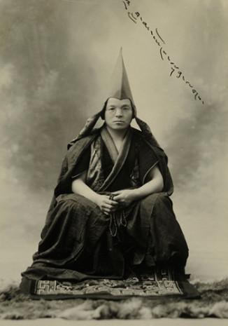 Lama Yongden.