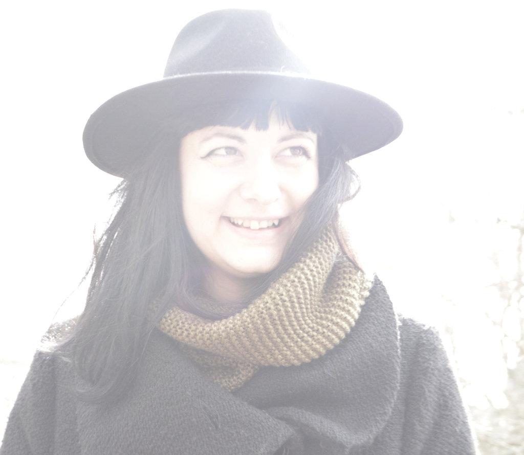 Anita Šarkezi. Photo: Sanjin Đumišić.