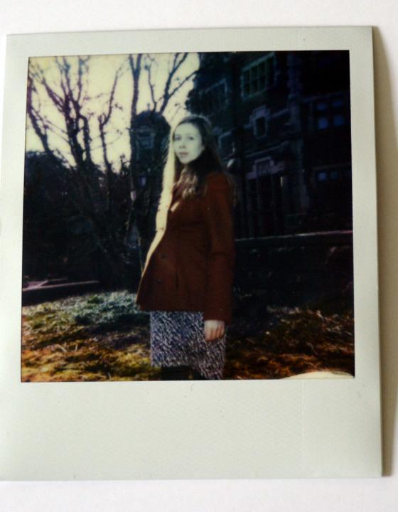 March April Polaroid