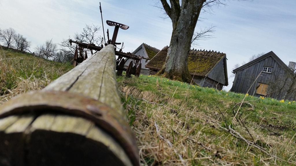 Old farming. Photo: Sanjin Đumišić.