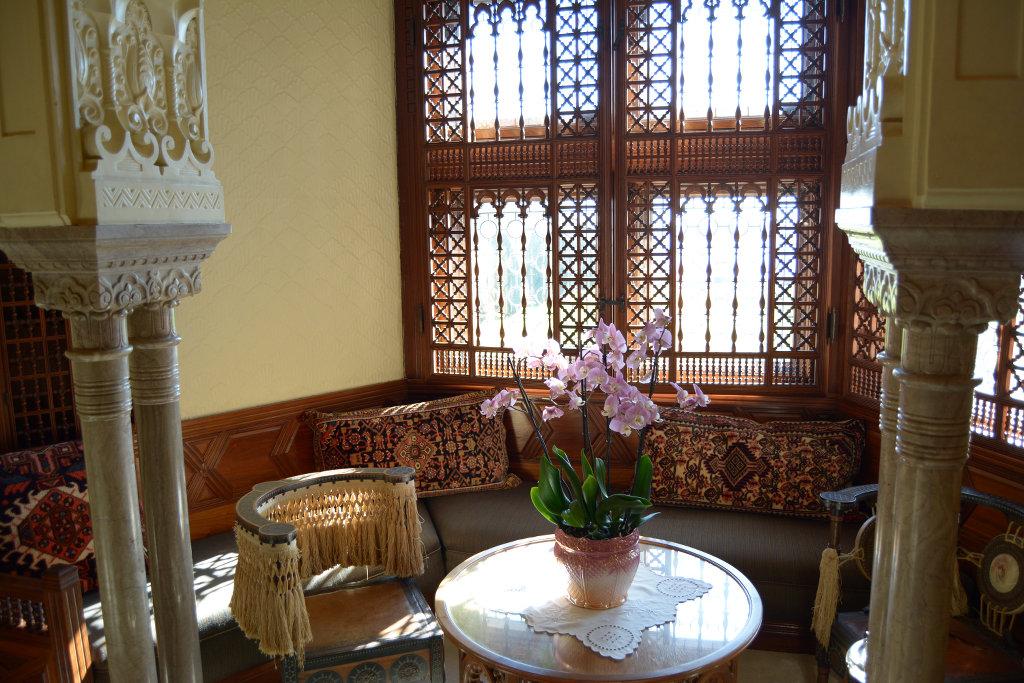 Oriental coffee room. Photo: Sanjin Đumišić.