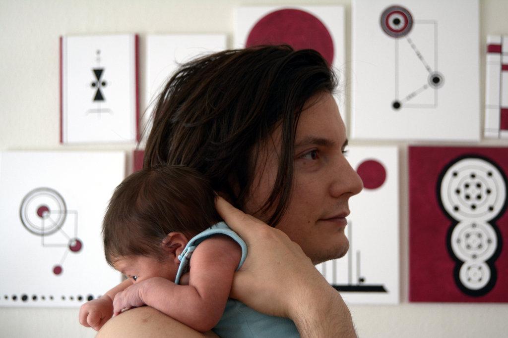 Sanjin and Florens. Photo: Lisa SInclair.