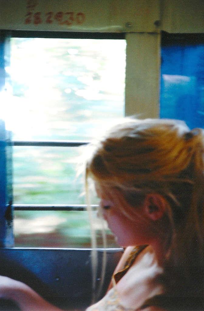 Bus ride in Gokarna. Photo: Sanjin Đumišić.