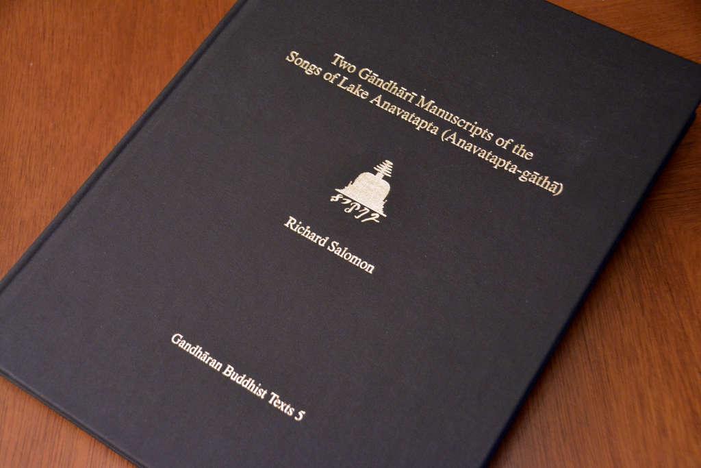 Gandhāran Buddhist Texts by Richard Salomon.