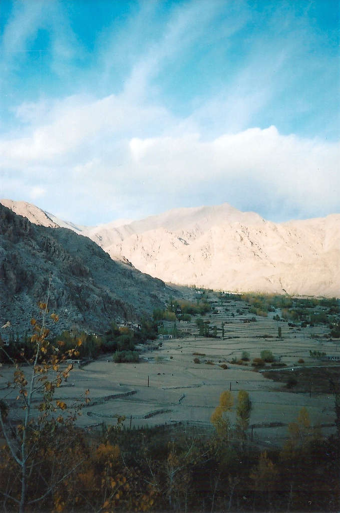 Ladakh village. Photo: Sanjin Đumišić.