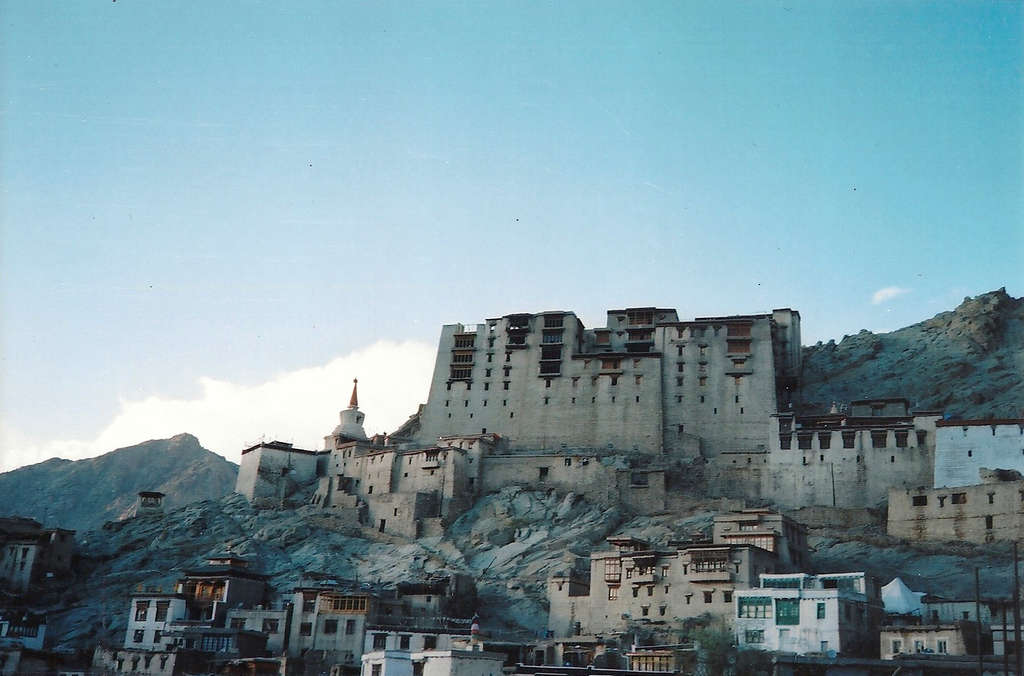 Leh Palace. Photo: Sanjin Đumišić.