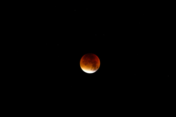 Super Blood Moon Eclipse