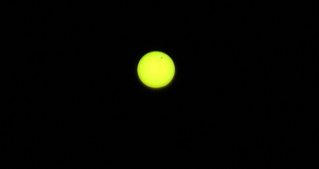 Venus Passage 2012.