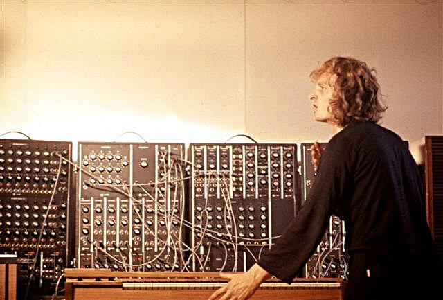 Florian Fricke, Moog modular 3.