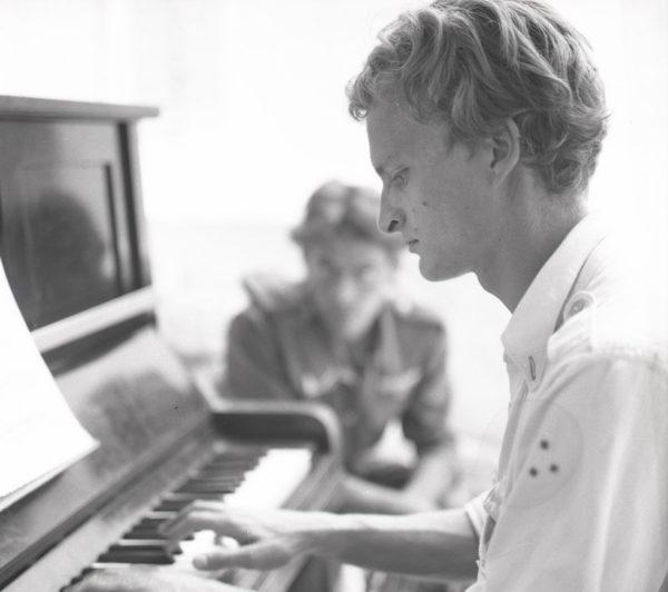 Florian Fricke – 1981 interview by Sandy Robertson