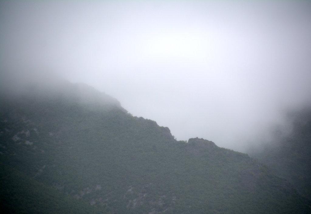 Mist over Mostar. Photo: Sanjin Đumišić.