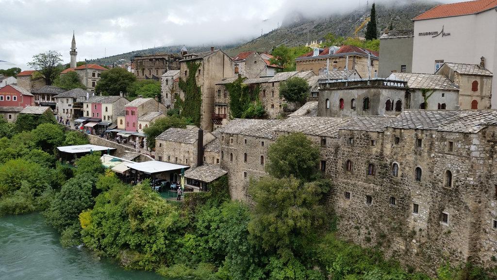 Old town of Mostar. Photo: Sanjin Đumišić.