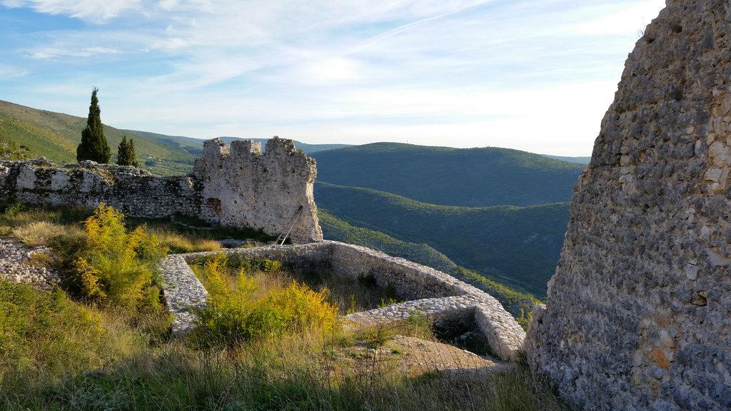 Old Blagaj Fort, Stjepan Grad. Photo: Sanjin Đumišić.