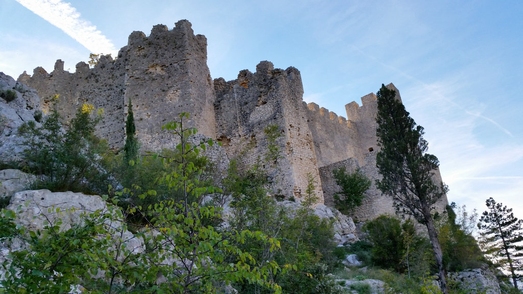 Old Blagaj Fort, Stjepan Grad. Photo: Sanjin Đumišić.