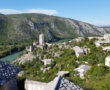 Twilight to twilight, dawn to dusk in Mostar