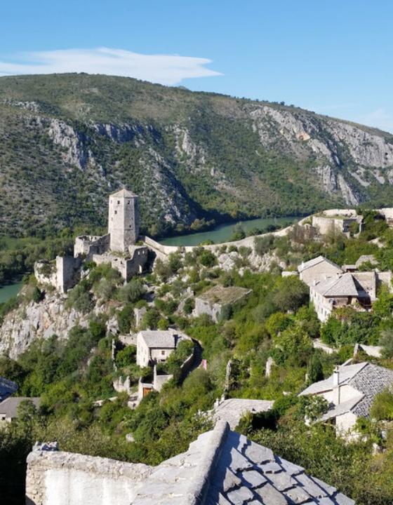 Medieval Town of Počitelj