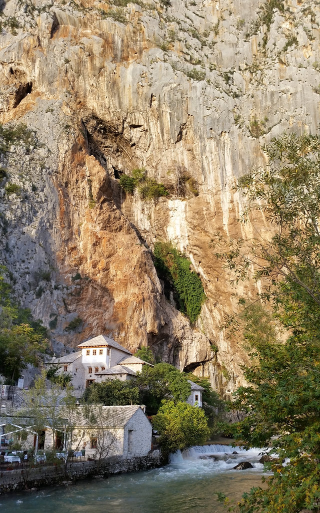 Vrelo Bune in Blagaj. Photo: Sanjin Đumišić.