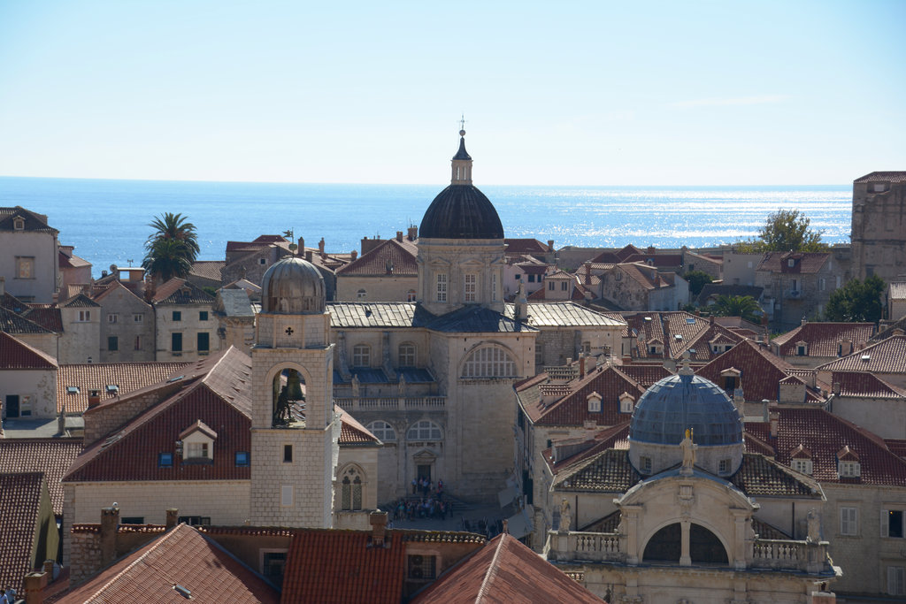 Old town Dubrovnik. Photo: Sanjin Đumišić.