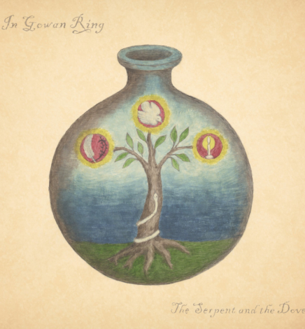 Great psychedelic folk by In Gowan Ring with 'The Serpent and the Dove'