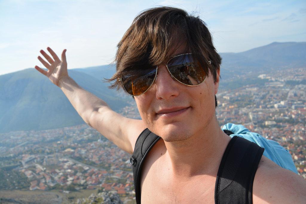 Mostar Velež mountain hike. Photo: Sanjin Đumišić.
