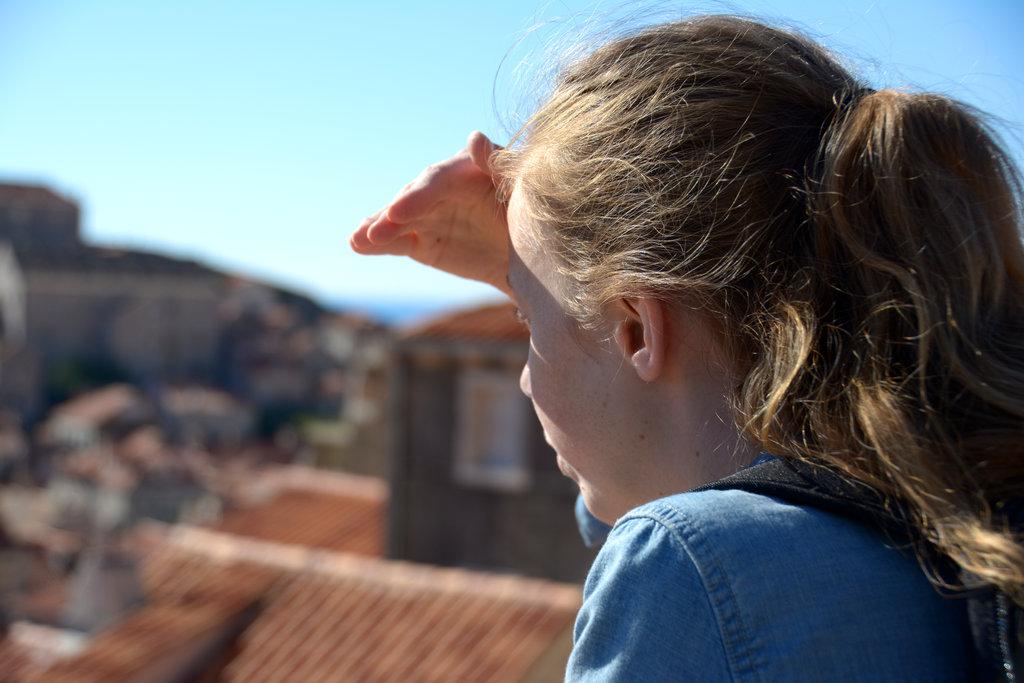 Our stay in Dubrovnik. Photo: Sanjin Đumišić.