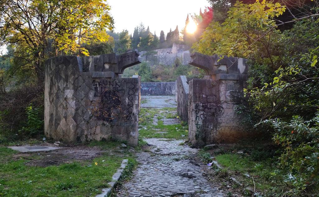 Partisan Memorial Cemetery in Mostar. Photo: Sanjin Đumišić.