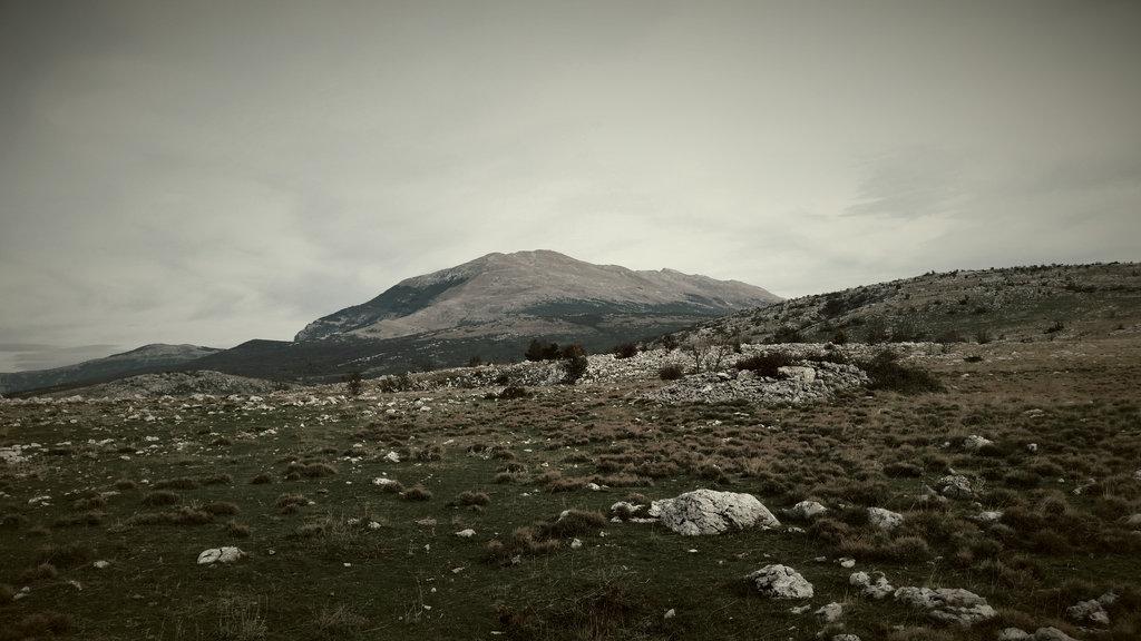 Velež mountain. Photo: Sanjin Đumišić.