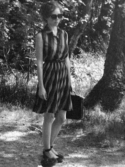 Lisa Sinclair. 35mm Photo: Sanjin Đumišić.