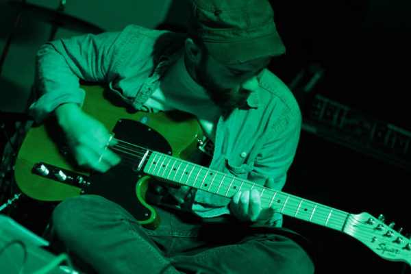 Interview with Eston Lathrop, the man behind the kosmische music of 'Paw Paw'