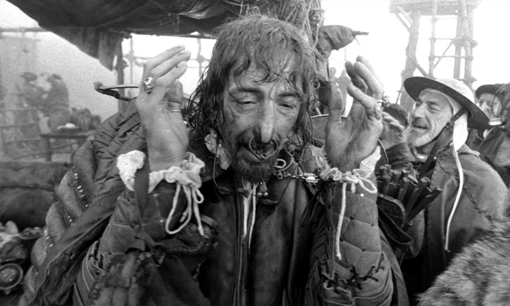 Hard to be a God by Aleksei German.
