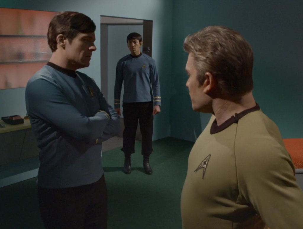 Star Trek Continues – Vic Mignogna as Captain Kirk leads the crew on new journeys!