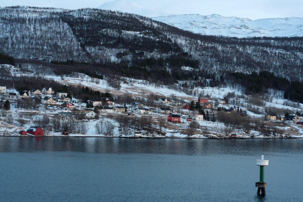 Tromsø islands. Photo: Lisa Sinclair.