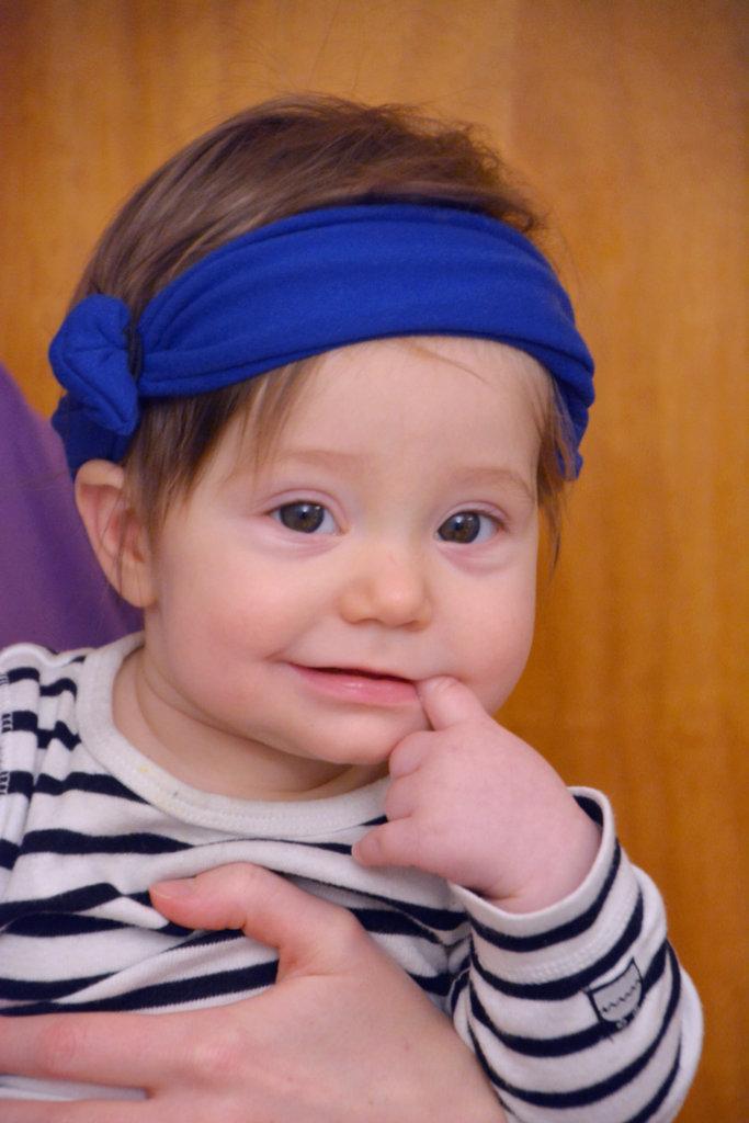 Florens with French baby style. Photo: Sanjin Đumišić.