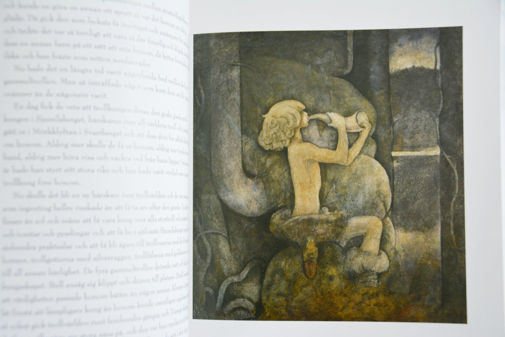 John Bauer illustration.