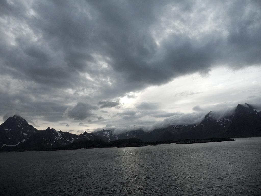 Lofoten coast. Photo: Sanjin Đumišić.