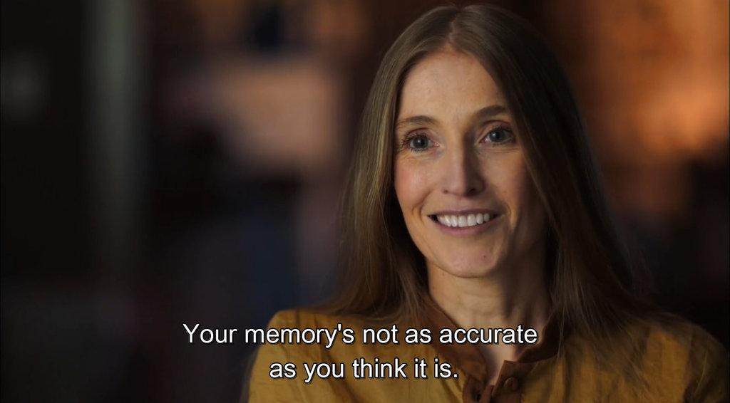 Memory Hackers, PBS NOVA.