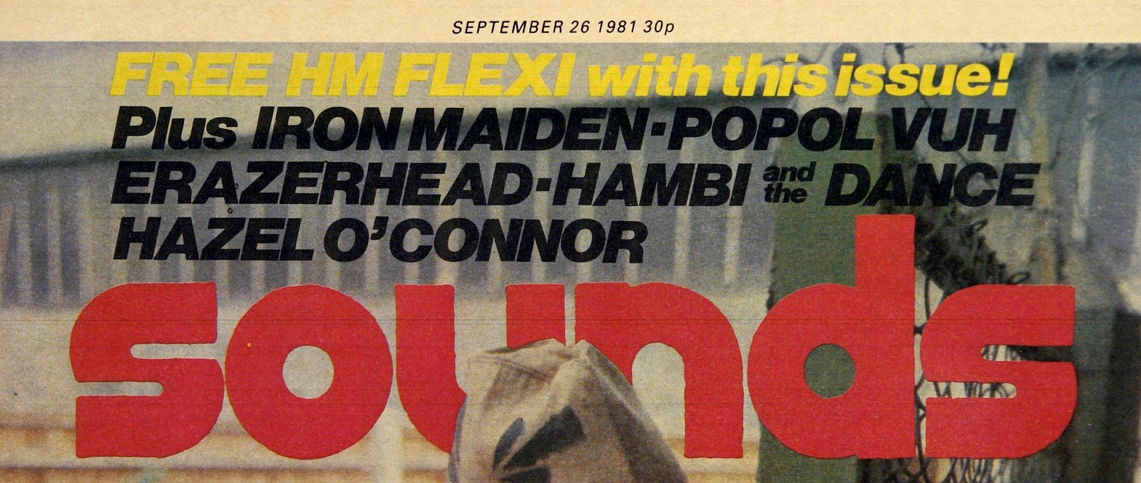 Florian Fricke 1981 interview by Sandy Robertson.