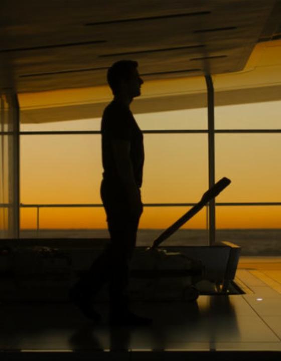 Oblivion – Sci-Fi Dystopia & Love Through Reincarnation
