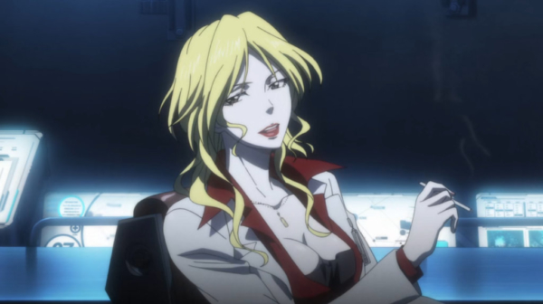 Sci-Fi Anime 'Psycho-Pass' & Why are Anime Characters White or European Looking?
