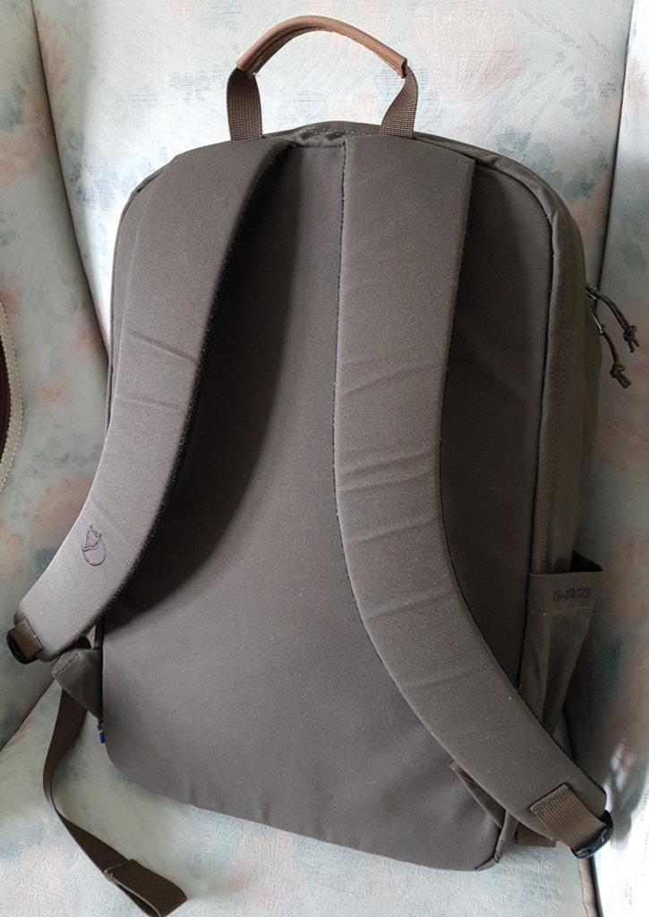 Fjällräven, Räven 28L backpack. Photo: Sanjin Đumišić.
