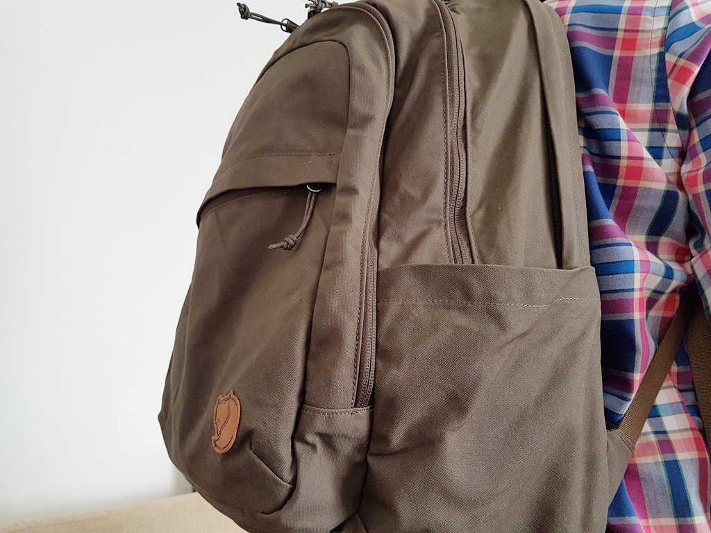 Fjällräven, Räven 28L backpack. Photo: Sanjin Đumišić.