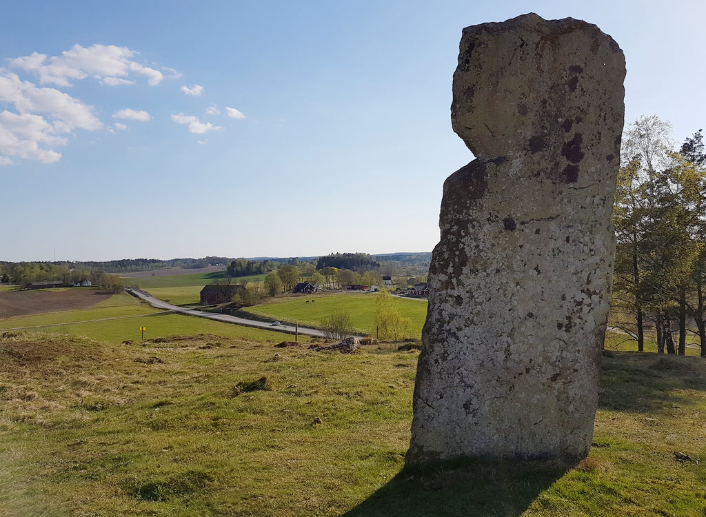 Ancient Norse Megaliths in Sweden